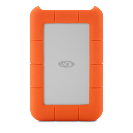 Lacie Rugged Mini 500gb (7200rpm) USB 3.0
