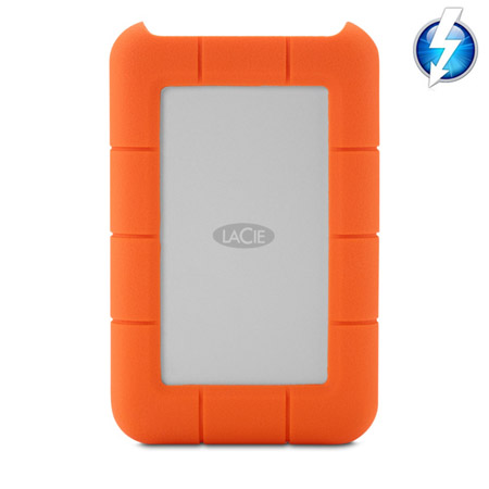 Lacie Rugged RAID ThunderBolt 4TB