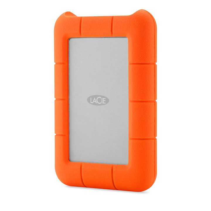 Lacie Rugged Mini Mobile Storage