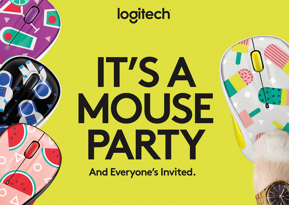 Logitech M238 Party Collection