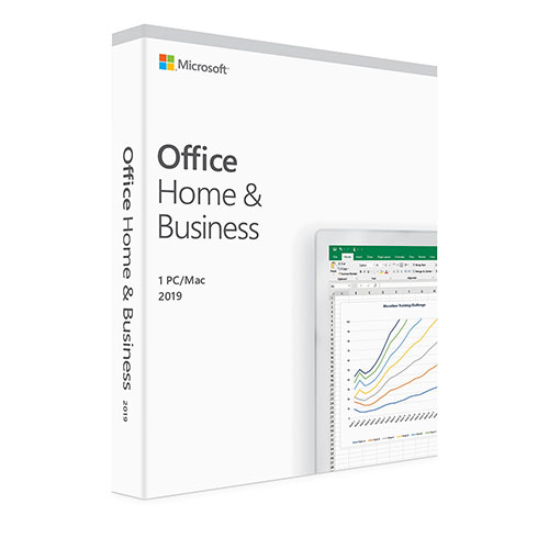 Microsoft Office for Mac 2019 Home Business