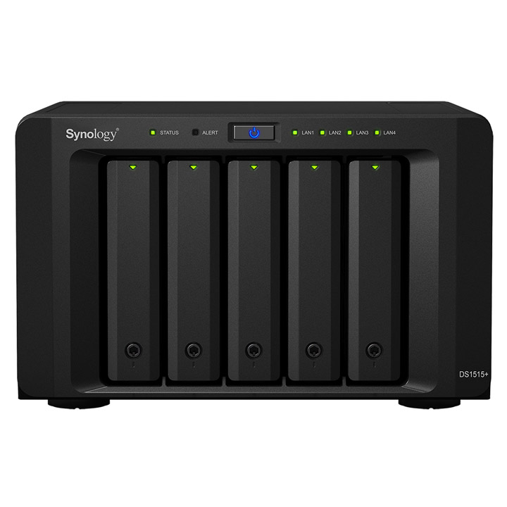 Synology DS1515+ DiskStation