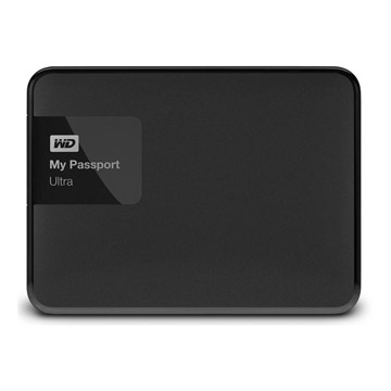 WD My PassPort Ultra 500GB - Black