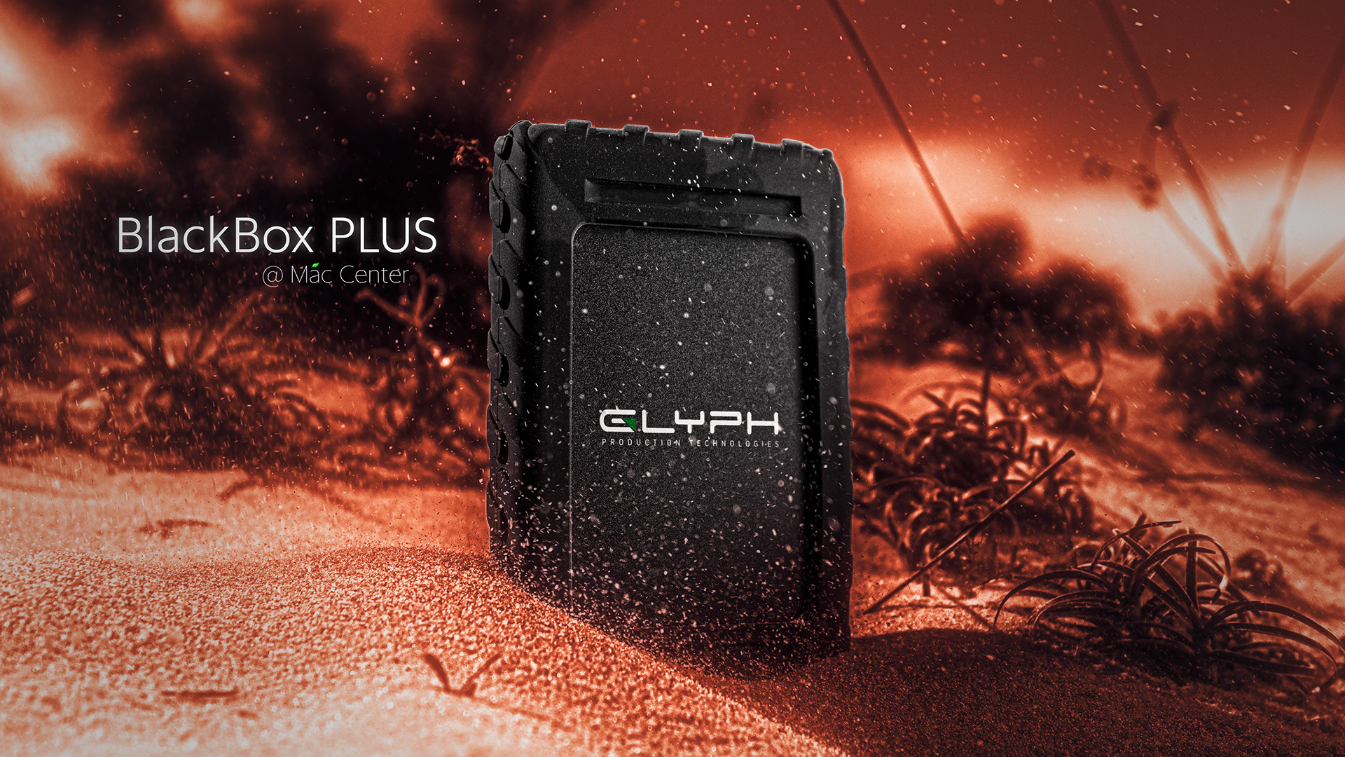 Ổ cứng Glyph BlackBox Plus