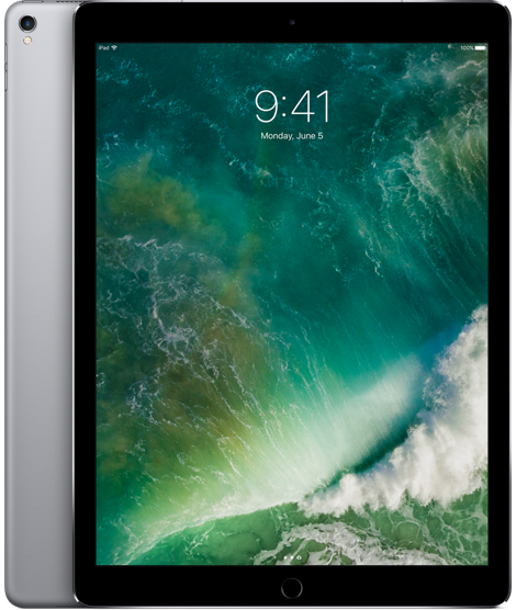 iPad Pro 12.9-inch 2017 Space Gray