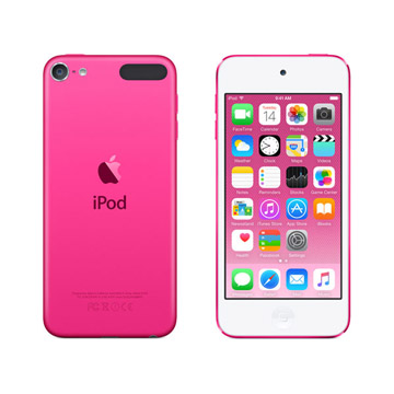 iPod Touch Gen 6 Pink