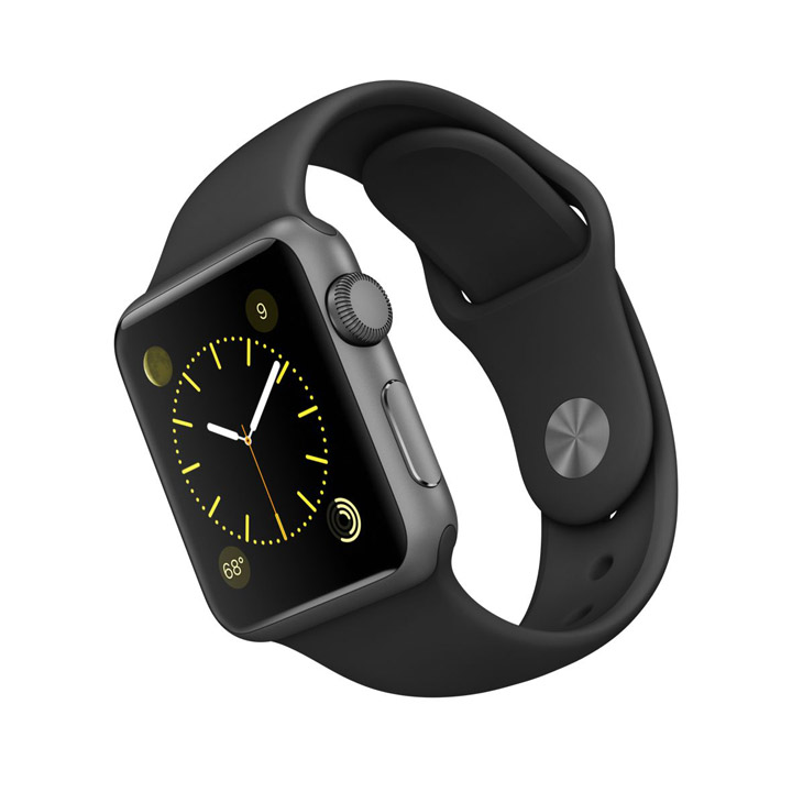 Apple Watch Sport Black