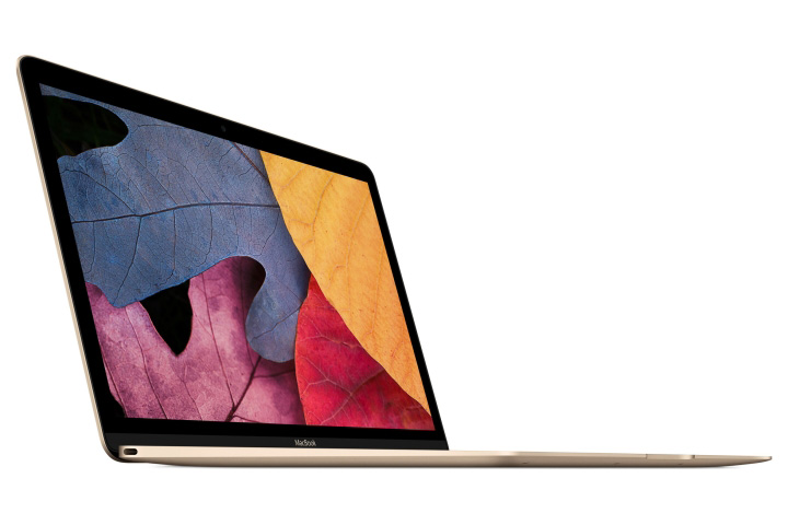 MacBook 12-inch Gold