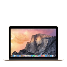 MacBook 12-inch Gold 2016