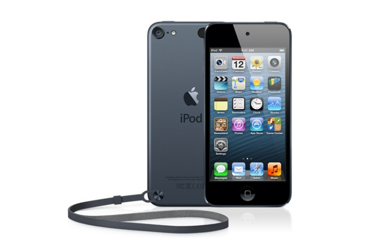 iPod Touch Gen 5 Space Gray