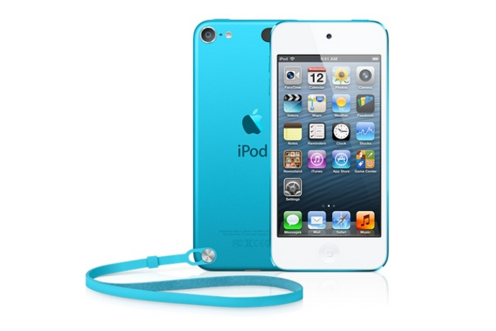 iPod Touch Gen 5 Blue