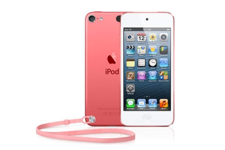 iPod Touch Gen 5 Pink