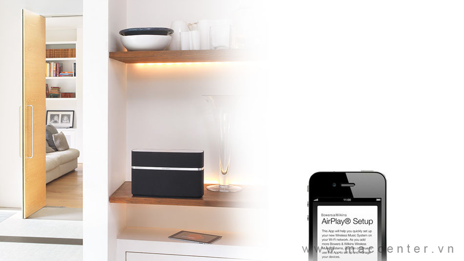 Bowers & Wilkins A7 Wireless Speaker