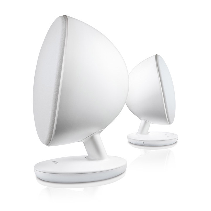 Loa KEF Egg White