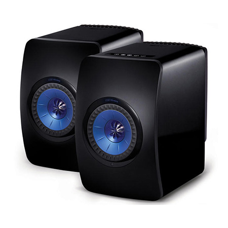 Loa KEF LS50 Wireless (Black)
