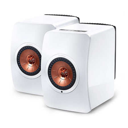 Loa KEF LS50 Wireless (White)
