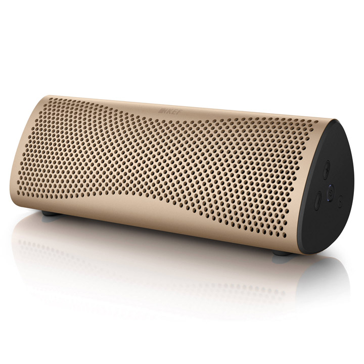 Loa KEF MUO Gold
