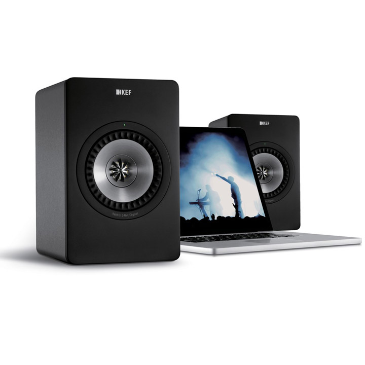 Loa KEF X300A Wireless