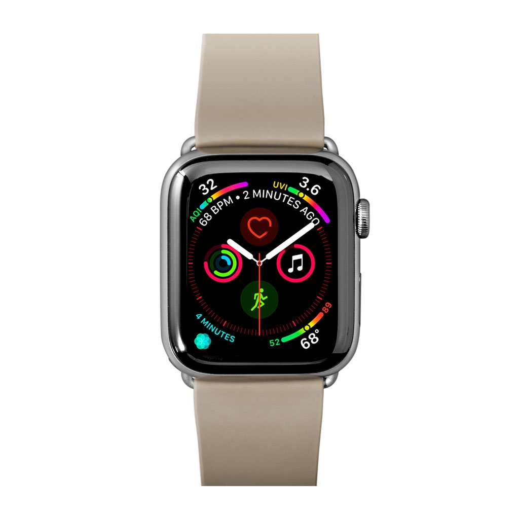 Dây đeo Apple Watch LAUT Active Taupe