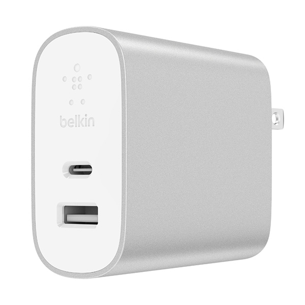 Sạc Belkin Boost Charge 2 port 39W Home Charger