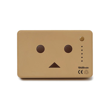 Pin sạc Cheero PowerPlus Danboard 10400mAh