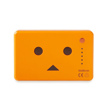 Pin sạc Cheero PowerPlus Danboard 10400mAh Orange