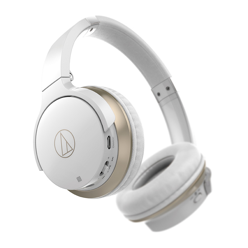 Tai nghe Audio Technica AR3BT White
