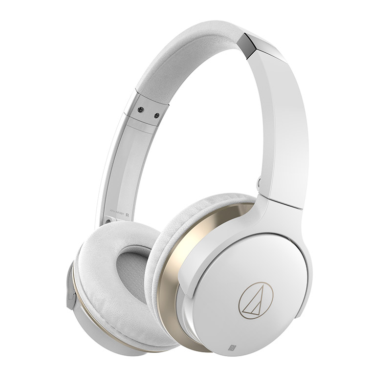 Tai nghe Audio Technica ATH-AR3BT White