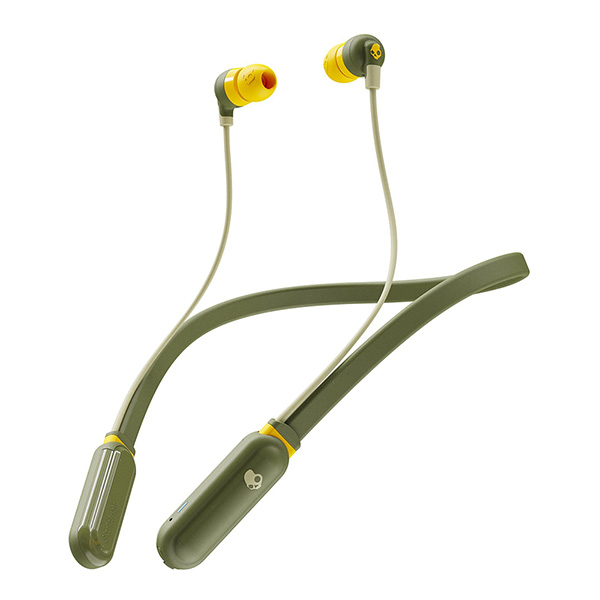 Tai nghe Skullcandy Ink+ Wireless Olive