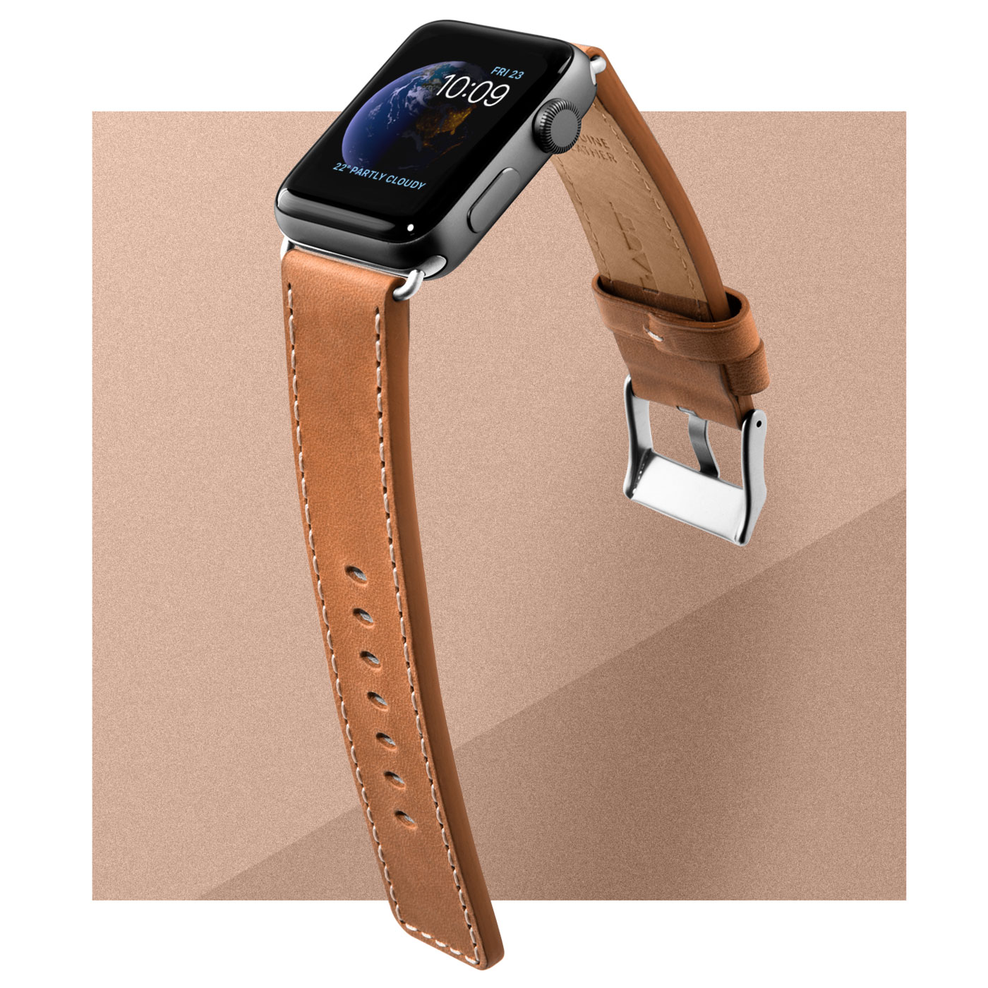 Dây đeo Apple Watch LAUT Safari