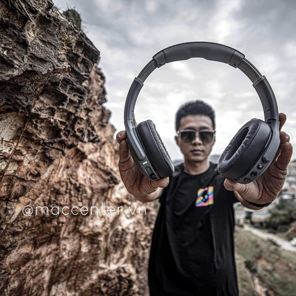 Tai nghe Skullcandy CRUSHER EVO Wireless