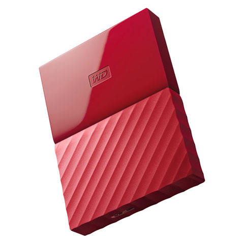 Ổ cứng WD My PassPort Red