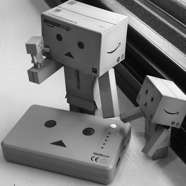 Pin sạc Cheero PowerPlus Danboard